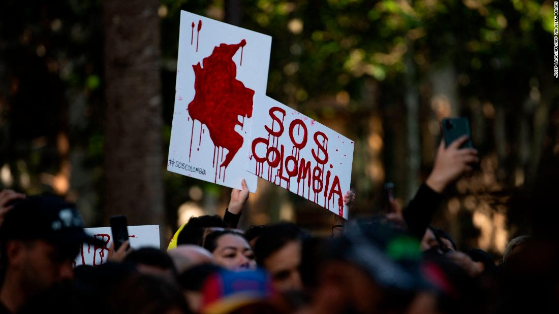 Colombia's deadly protests, explained