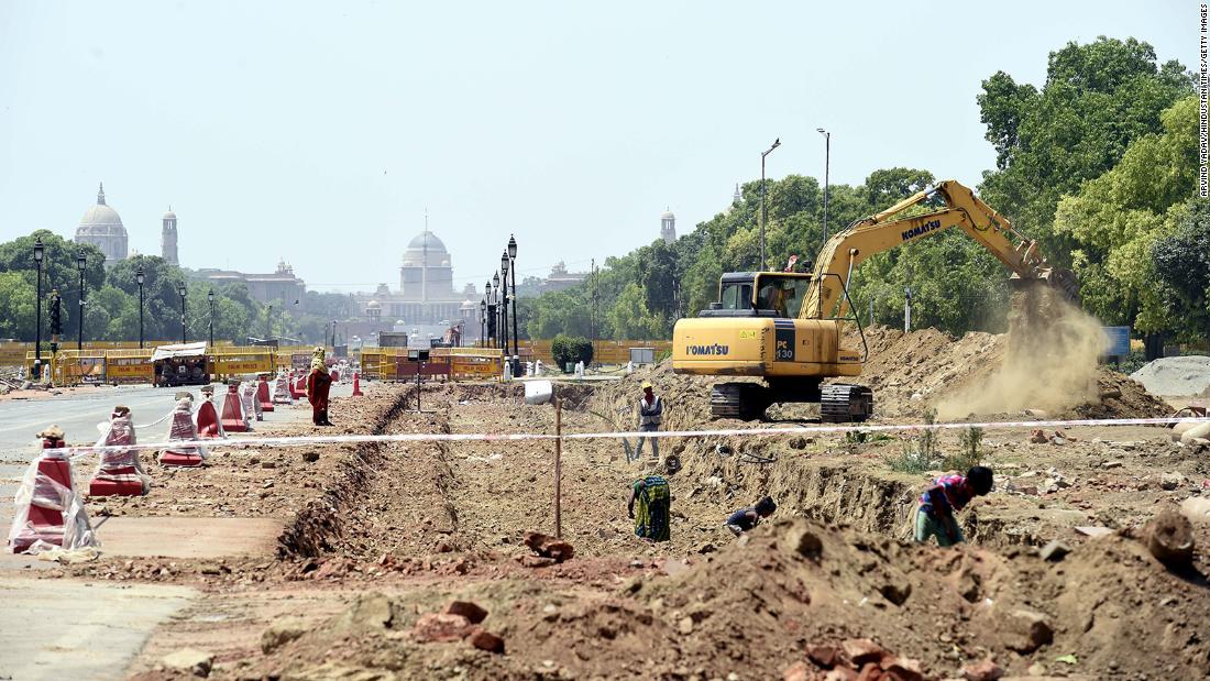 Prime Minister Narendra Modi, parliament renovation India, Harbouchanews, india, modi, Indian prime minister