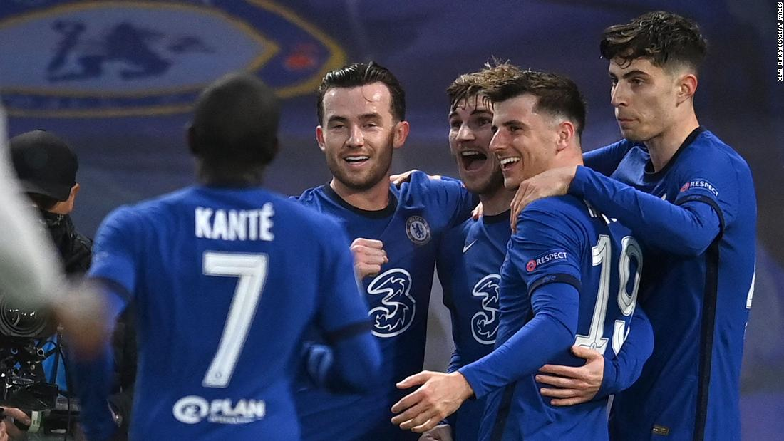 Chelsea humbles Real Madrid to set up all English Champions League final