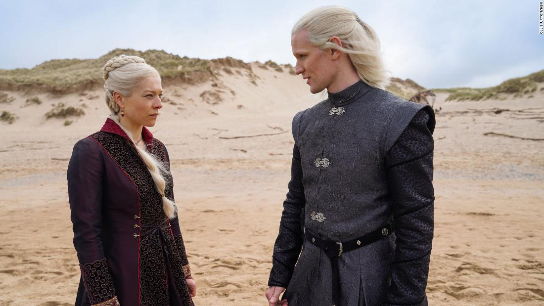First official images from 'Game of Thrones' prequel 'House of the Dragon' released