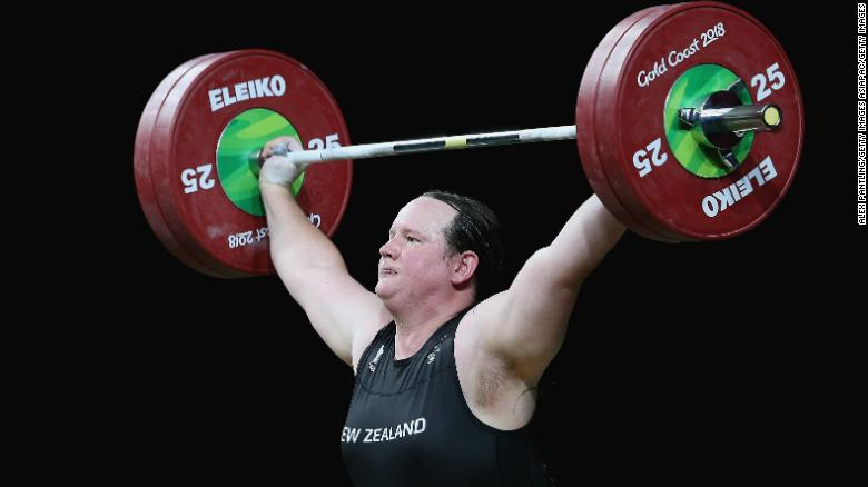 Weightlifter Laurel Hubbard poised to become first transgender Olympian — report