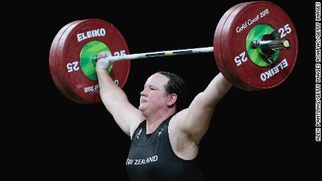 Weightlifter Hubbard Poised To Become First Transgender Olympian Report Cnn
