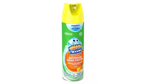 Scrubbing Bubbles Foaming Bathroom Cleaner