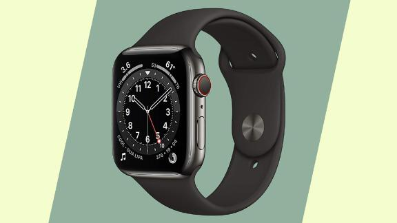 Apple Watch Series 6, GPS + Cellular, 40 Millimeters