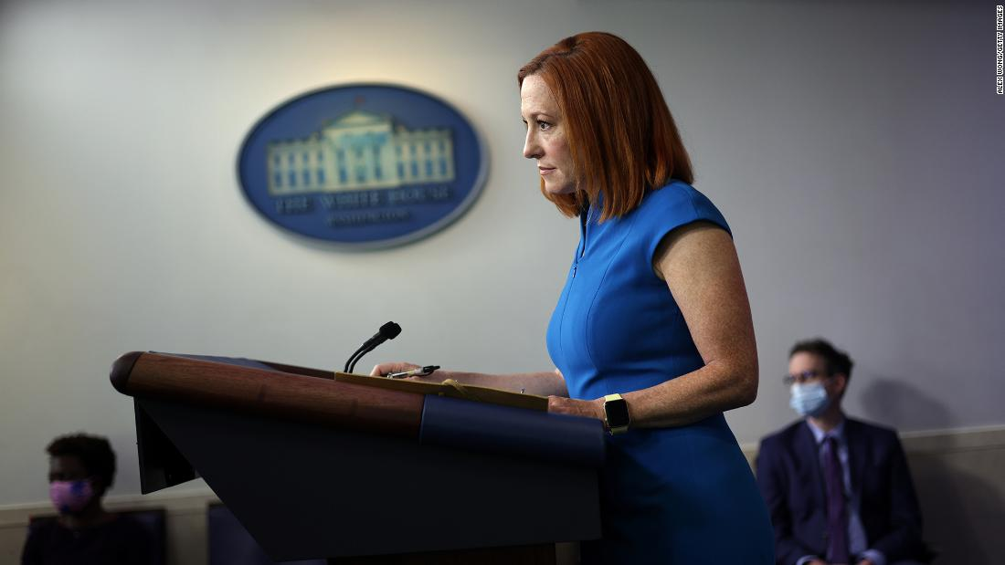 Jen Psaki: We're recovering from 'the Game of Thrones period of our history'
