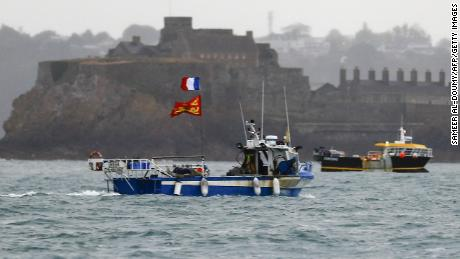 Four months into Brexit, the UK and France have resorted to gunboat diplomacy over fish