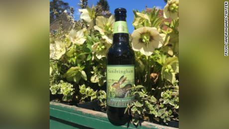 Queen Elizabeth II's Sandringham Estate has developed an exclusive range of beer, the Norfolk retreat announced on Twitter.
