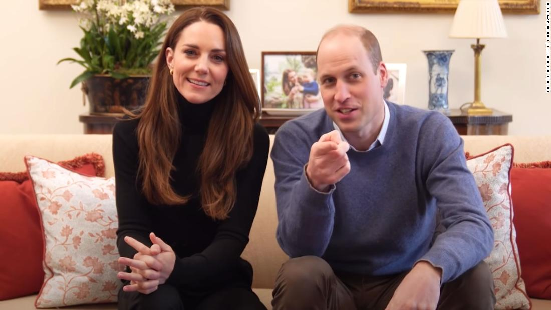 What's behind William and Kate launching their own YouTube channel?