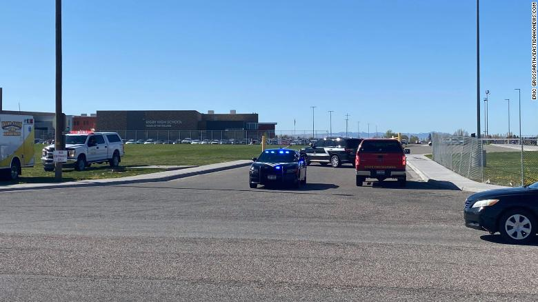 Suspect in custody after Idaho middle school shooting that injured three