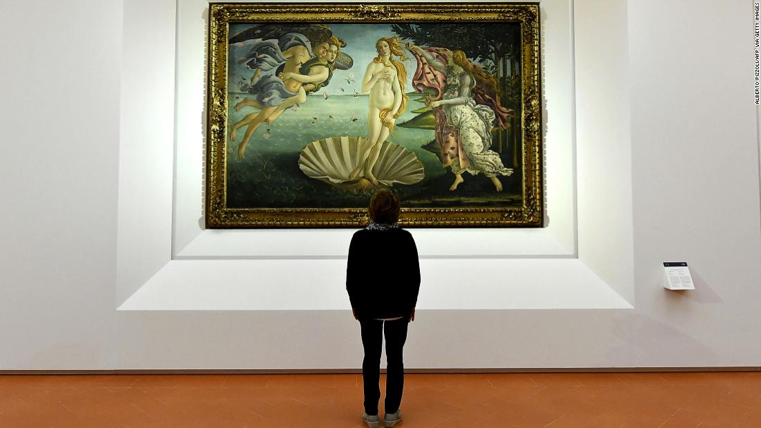 Italy's most famous gallery just made a striking change
