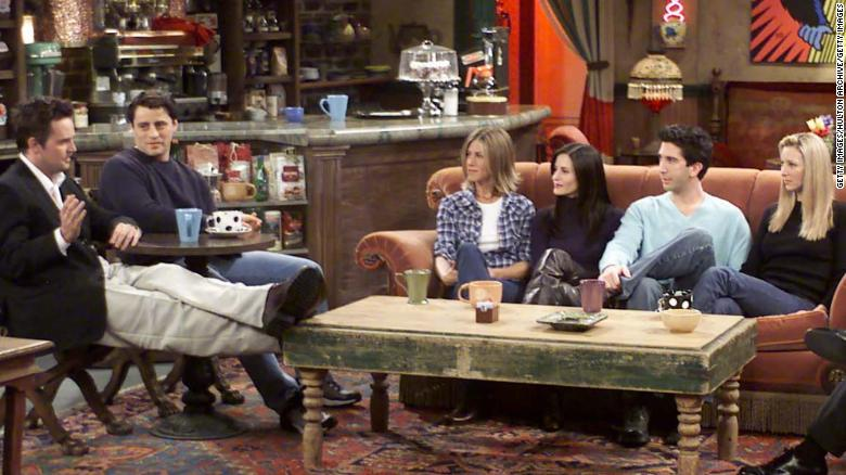 What the cast of 'Friends' think their characters would be up today