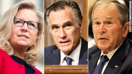 I'm a proud progressive who thinks Liz Cheney, Mitt Romney and George W. Bush are true patriots