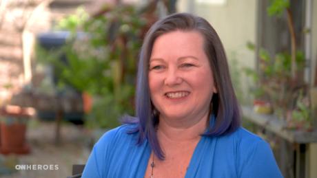 Depuis 2001, le programme WriteGirl de CNN Hero Keren Taylor a aidé des milliers d'adolescents à trouver leur voix.