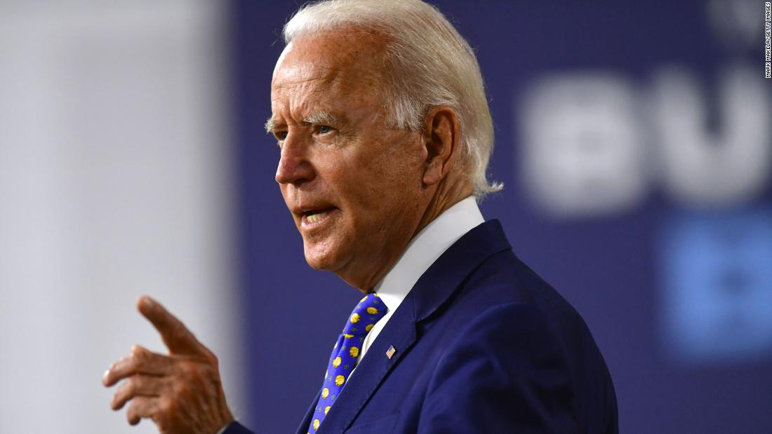 Analysis: Biden just destroyed one of the US' most toxic racist myths, and no one noticed