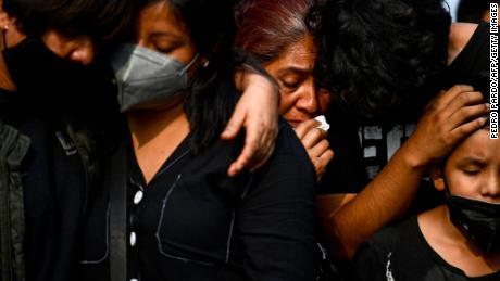جنازة خوان لويس دياز غاليسيا ضحايا حادث القطار.