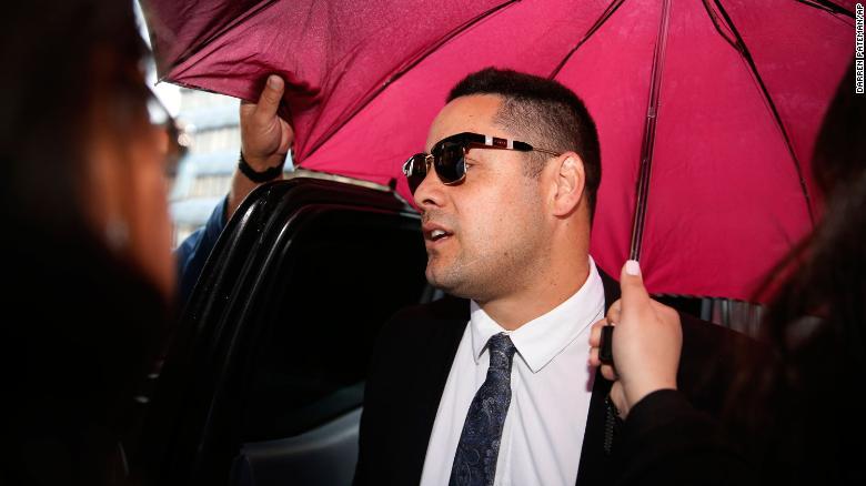 Jarryd Hayne, former Australian rugby league international, jailed for sexual assault