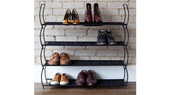 Umbra Imelda 2-Tier Stackable Shoe Rack