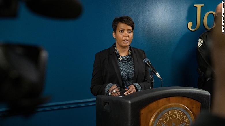 Keisha Lance Bottoms on not seeking reelection: It's 'time to pass the baton on to someone else'