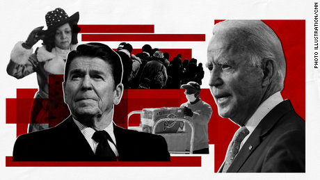 Joe Biden just dethroned Position the Welfare Queen