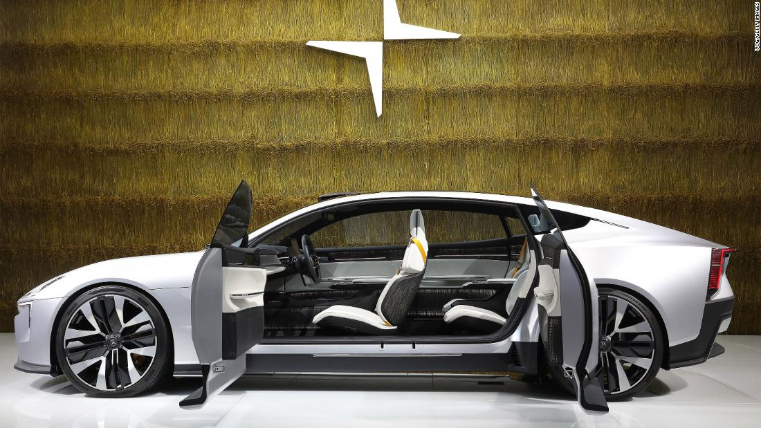 Polestar wants to make a truly carbon neutral car. Here's why that won't be easy