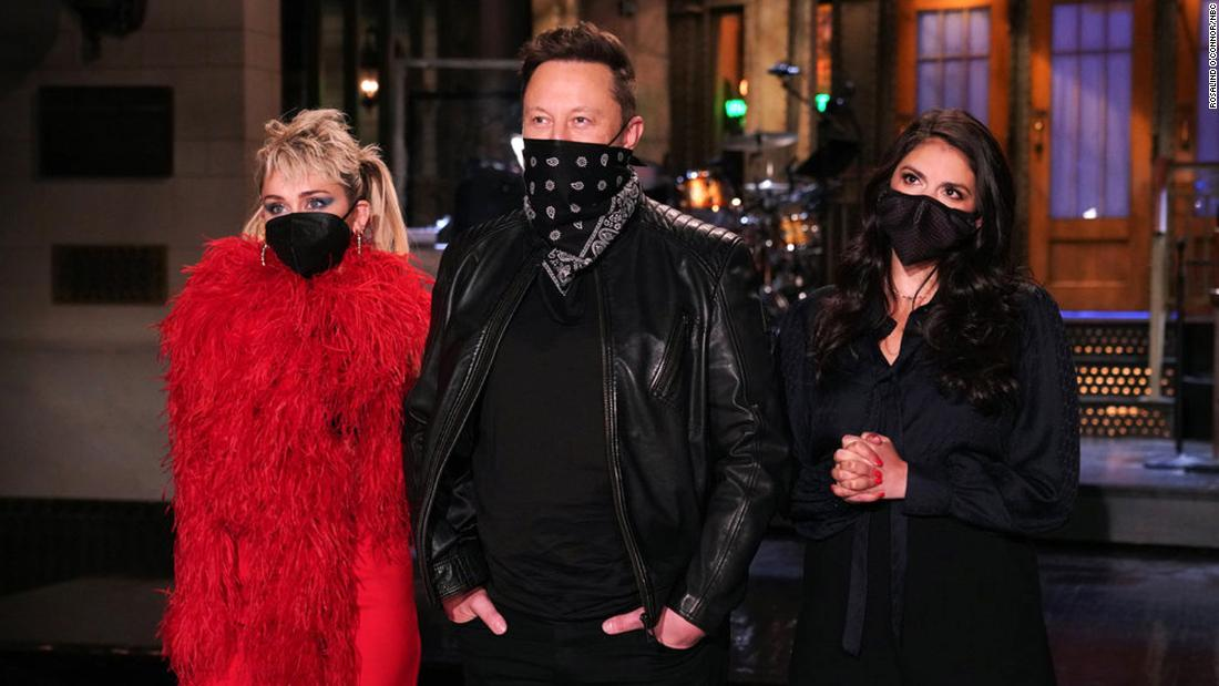Elon Musk could make fireworks on 'SNL.' Investors are betting on it