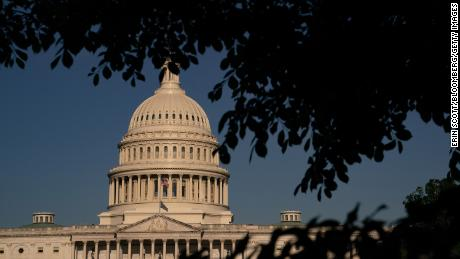 US Capitol Police says threats against members of Congress up 107% compared to 2020