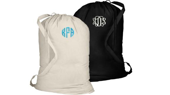 WithInitials Laundry Bag