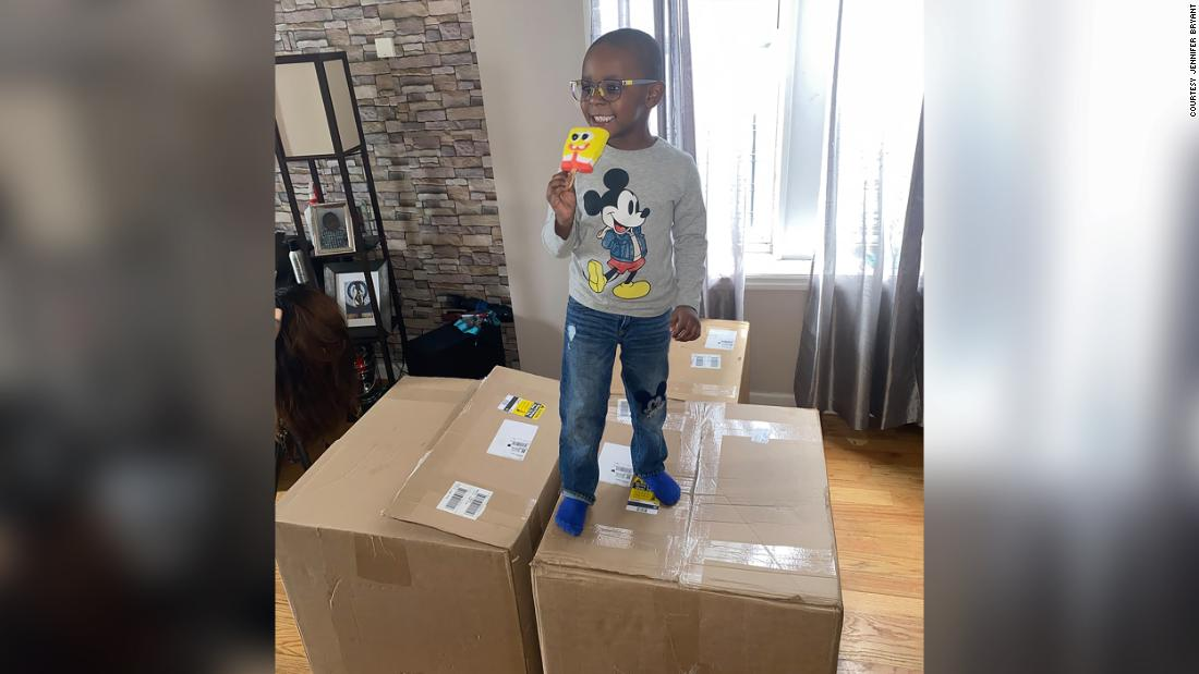 4-year-old orders 51 boxes of SpongeBob popsicles from mom's Amazon account