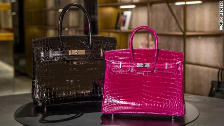 Birkin bags hit record prices even as the world ground to a halt during Covid. Here's why