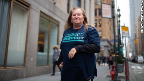 Maryland Walmart associate and United for Respect labor force activist Cynthia Murray