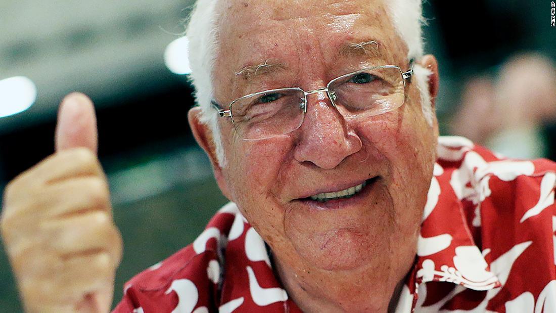 Vans shoes co-founder Paul Van Doren dies at age 90