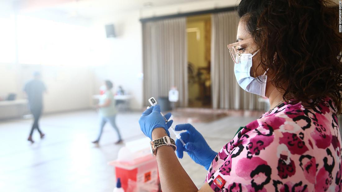 Nurses' union president criticizes new CDC mask guidance