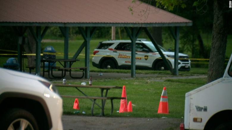 Two killed, three injured in shooting at park gathering near St. Louis