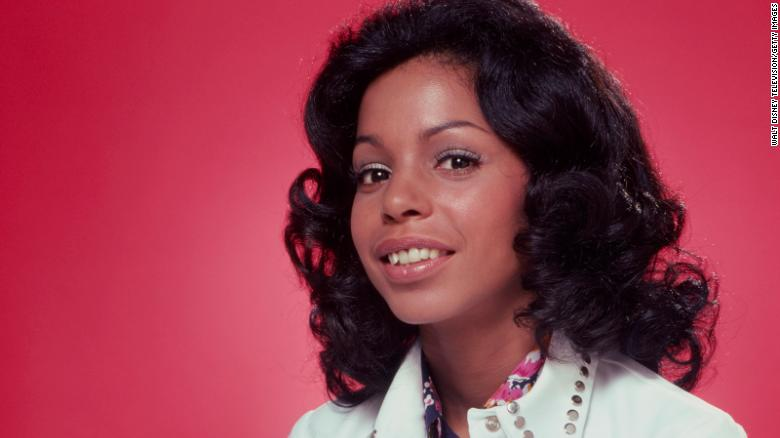 "Lynne Moody in a promotional photo for the ABC TV series ""That's My Mama."""