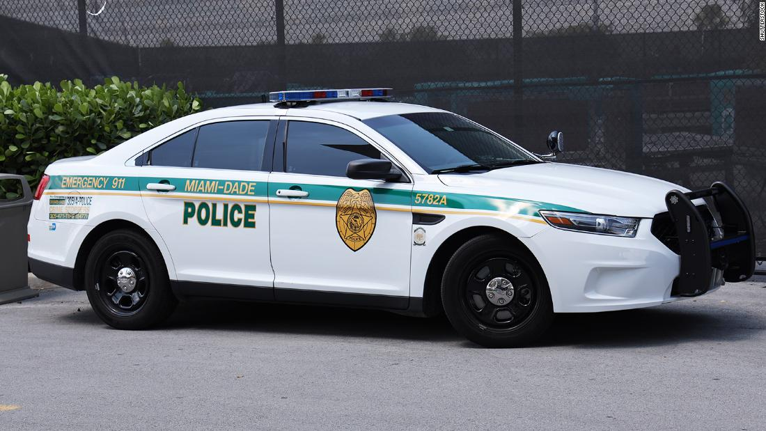 Miami-Dade police officer charged with sexual battery