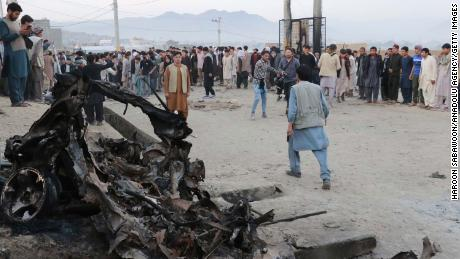 Death toll rises to 85 in Afghanistan all girls school bombing