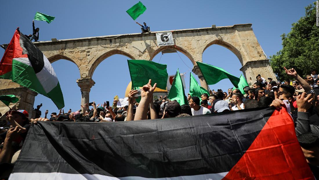 Israeli Supreme Court delays hearing on Palestinian evictions from East Jerusalem neighborhood – CNN