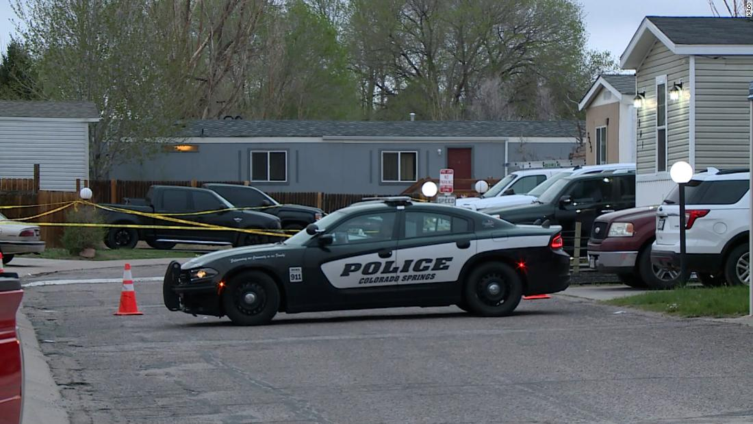 6 people were killed at a Colorado Springs birthday party. The suspected shooter is also dead