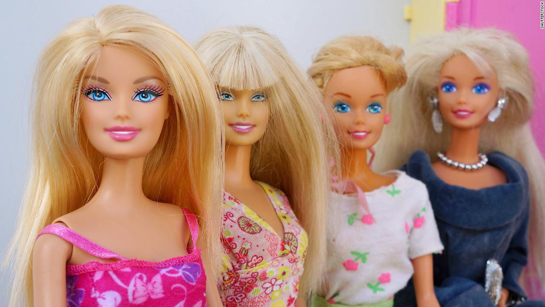 Mattel wants you to send back your toys when you're done with them