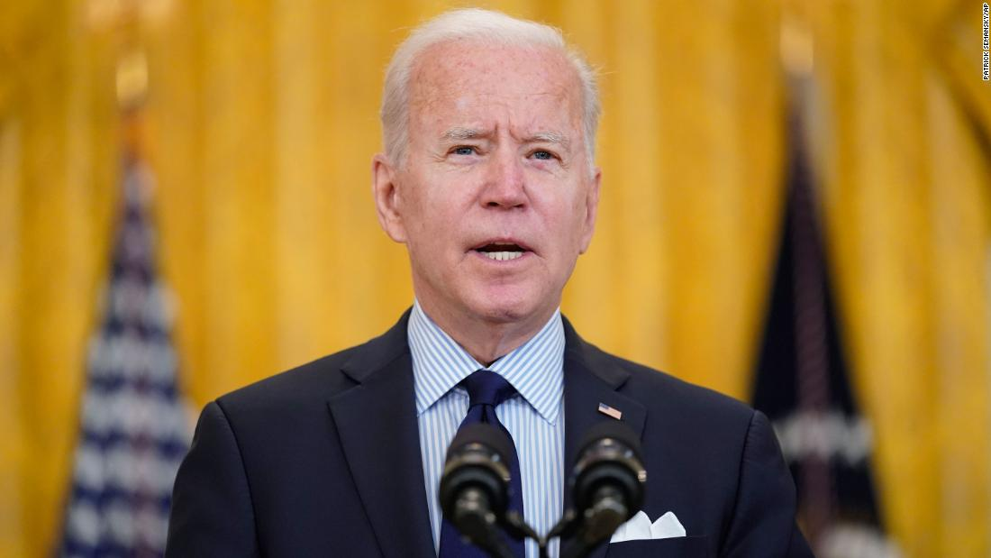Fact check: Biden makes false claim about former Federal Reserve leaders, revives misleading jobs claim - CNN