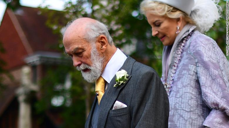 Queen's first cousin allegedly trading on links to Putin and monarchy, UK media report