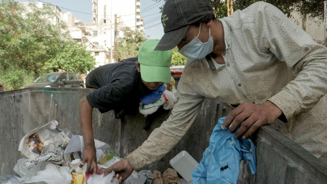 'We eat and drink from garbage': Lebanon's disappearing Ramadan dinner