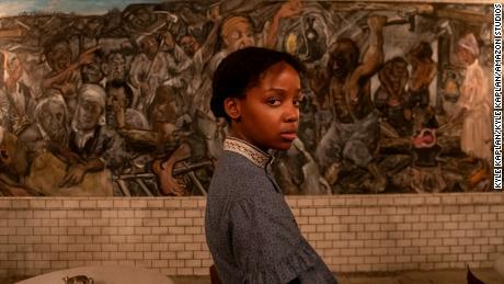 "Thuso Mbedu stars in Barry Jenkins' adaptation of ""The Underground Railroad."""