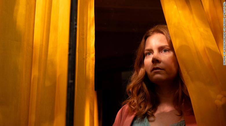 Amy Adams in 'The Woman in the Window' is a poor reason to stay indoors