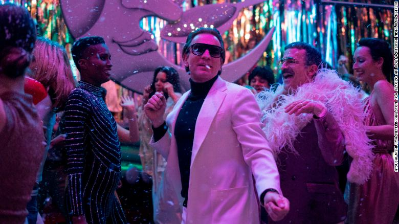'Halston' dresses up Ewan McGregor as the fashion icon in an era of excess