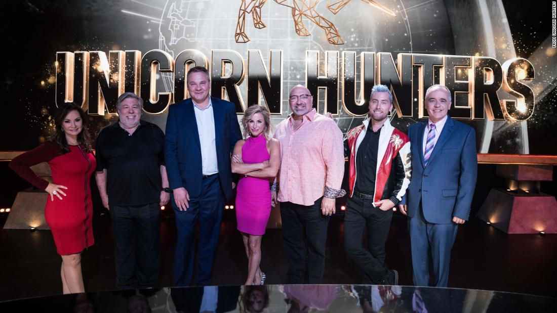Reality show 'Unicorn Hunters' is looking for the next $1 billion company