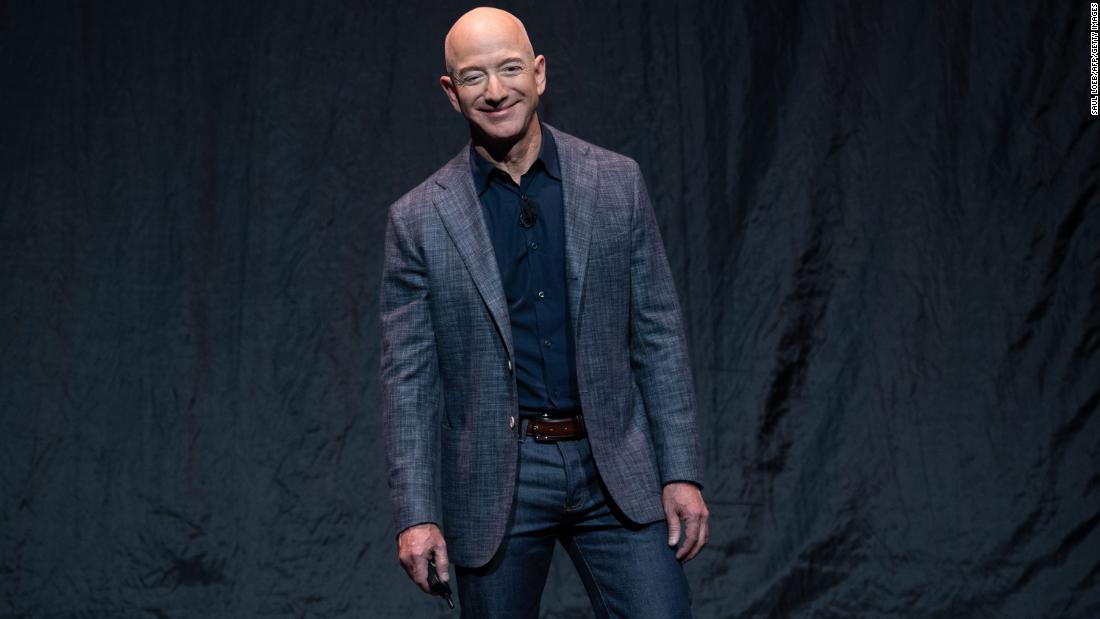 Jeff Bezos' superyacht is so big it needs its own yacht