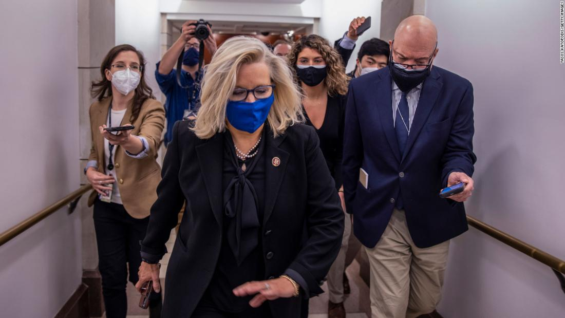 When the House Republican Party moves against Liz Cheney this week, it will prove that it prefers to unite behind a lie rather than stay divided over truth