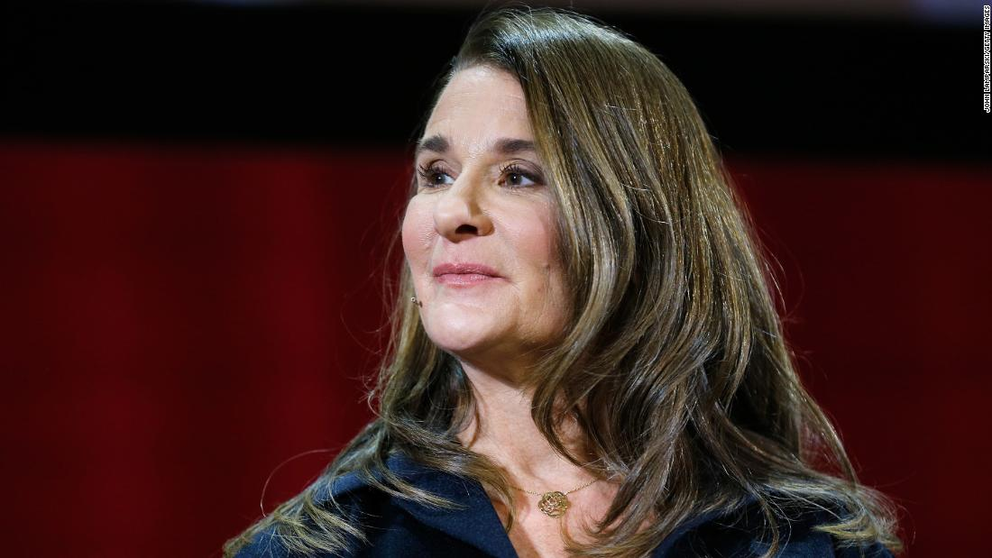 Here's where Melinda Gates will focus her multi-billion-dollar fortune after her divorce