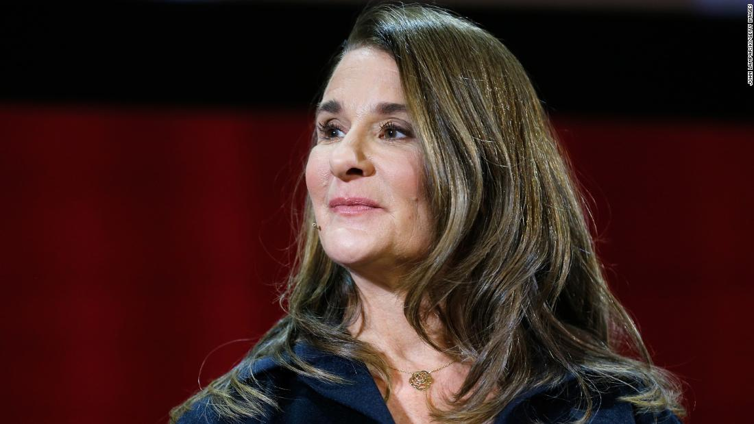 Here's where Melinda Gates will focus her multi-billion-dollar fortune after her divorce - CNN
